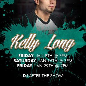 Kelly Long Live The Reef Night Club